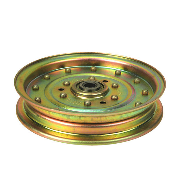 Idler Pulley, 5In. Od, 1In.Face, 5.75 Fl 5101794