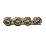 1/2-13 Hex Nylon Lock Nut 5025056