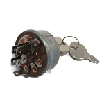 Switch, Ignition, 25 Amp, 6 Po | (Includes P/N 21, 22, 23) 5100021