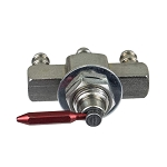Valve, Fuel, Str. Outlet 5023358