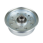 Single Flange Idler Pulley (4 In. Od X 1/2 In. Id) 5103618