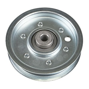 Pulley, Flat Idler, 3-1/4In. Flanged 5104191